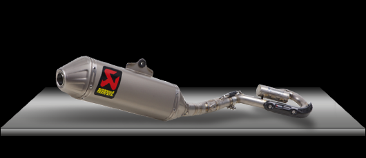 Akrapovic Import Italia Cross Racing